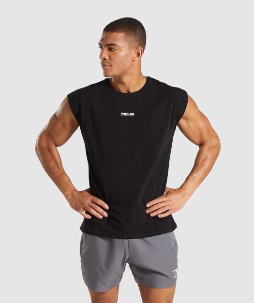 Tpt Cut Off T Shirt by Gymshark