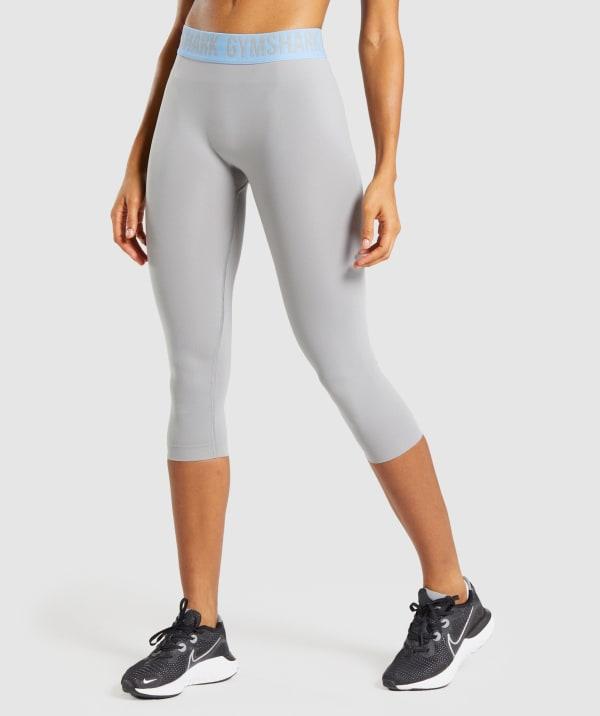Gr S Gymshark Damen Empower Fitness Leggings Sporthose Schwarz