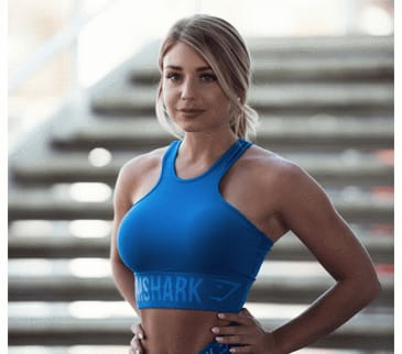 Sophie Aris on Becoming a Bikini Competitor