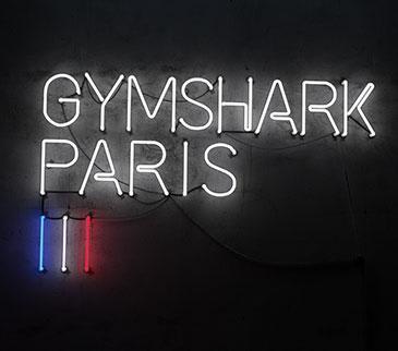 A Closer Look   Gymshark Paris Pop-Up Store