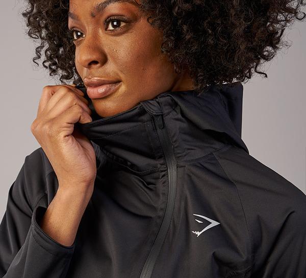 A First Look | The Sleek Raincoat