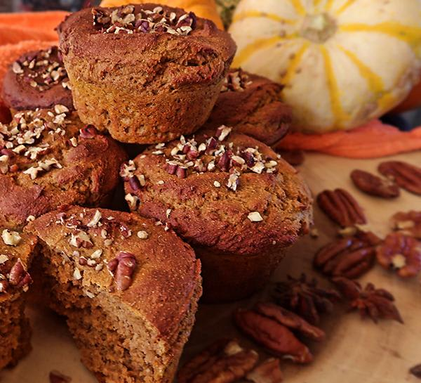 Cook With Lainey | Pumpkin Spice Muffins