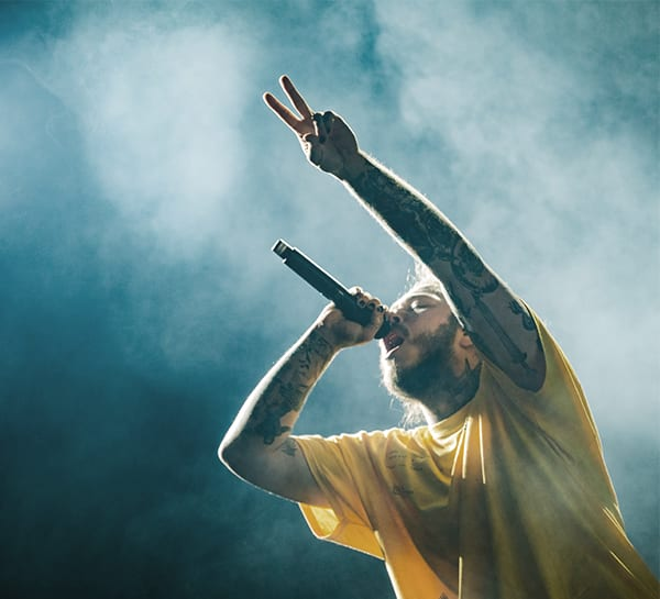 Gym Music Inspo: New Releases From Post Malone, Khalid