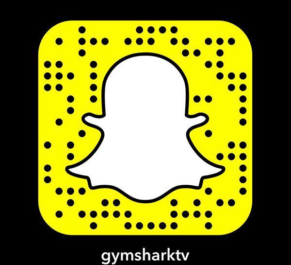 Gymshark Snapchat | Shop And Cop