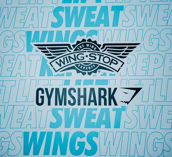 Gymshark x Wingstop: The Recess Collection