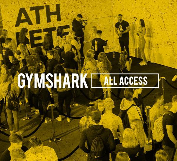 #LiftManchester   Gymshark: All Access