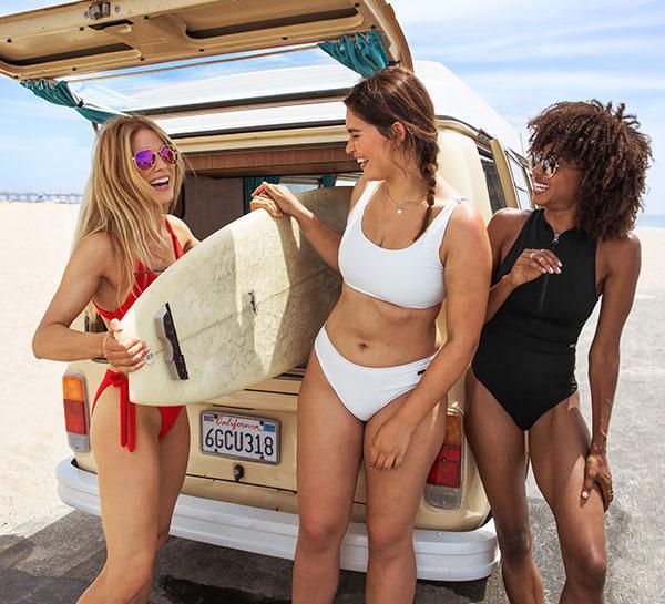 The Horizon Swimwear Collection