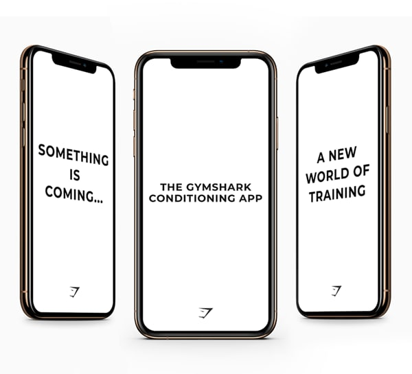 Something Is Coming: The Gymshark Conditioning App