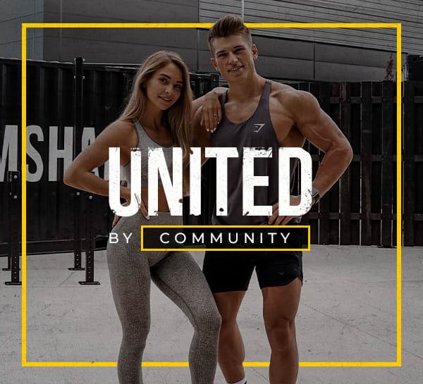United By Community | 3. Oktober Sale