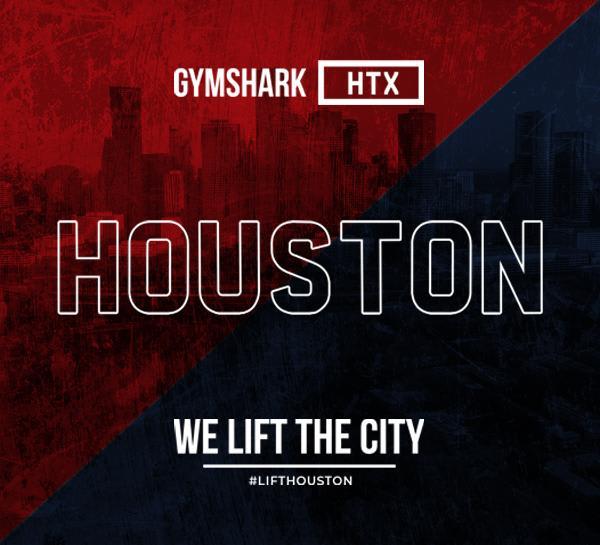 #LiftHouston | Gymshark Houston