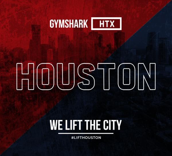 #LiftHouston | Gymshark Houston