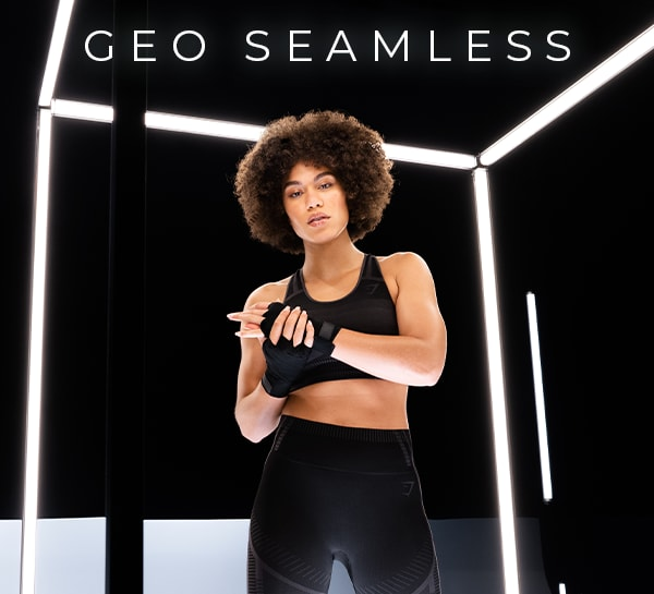 New In: Geo Seamless