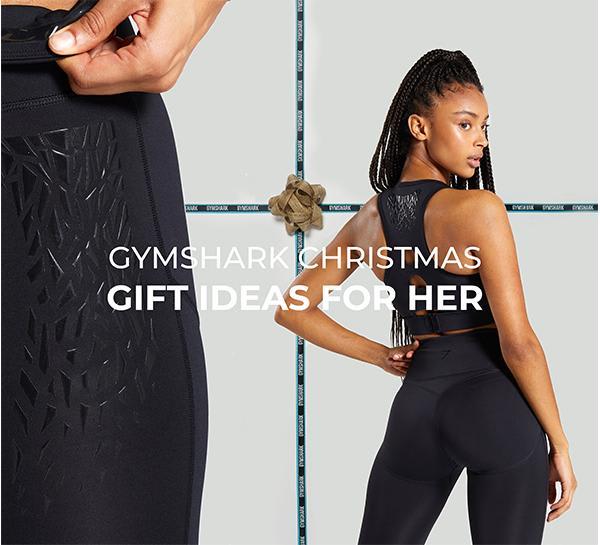 Gymshark Christmas Gift Ideas For Her