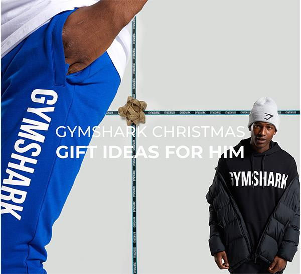 Gymshark Christmas Gift Ideas For Him