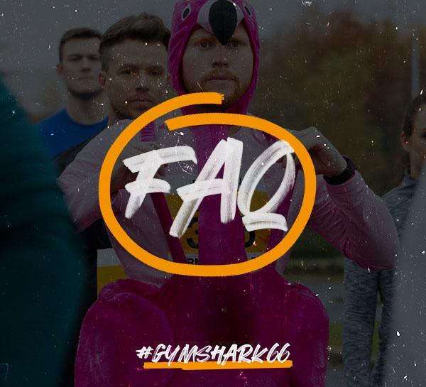 Gymshark 66 | FAQs