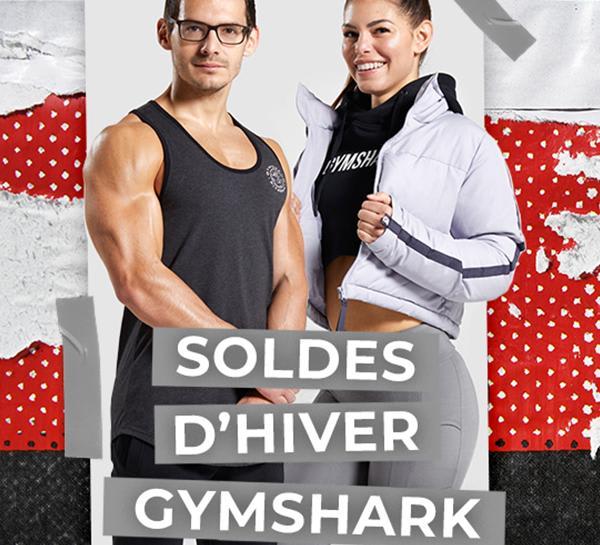 Soldes D'hiver Gymshark