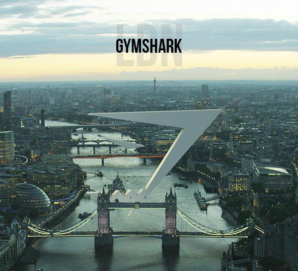 The Gymshark London Store
