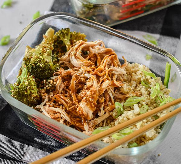 Make This Delicious Teriyaki Chicken Slow Cooker Recipe