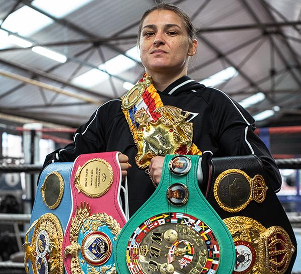 Katie Taylor: The Official Athlete Profile