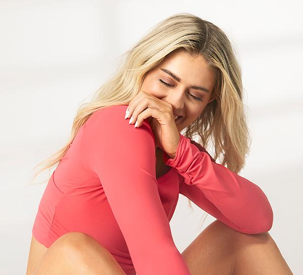 Gymshark x Whitney Simmons: The Collection