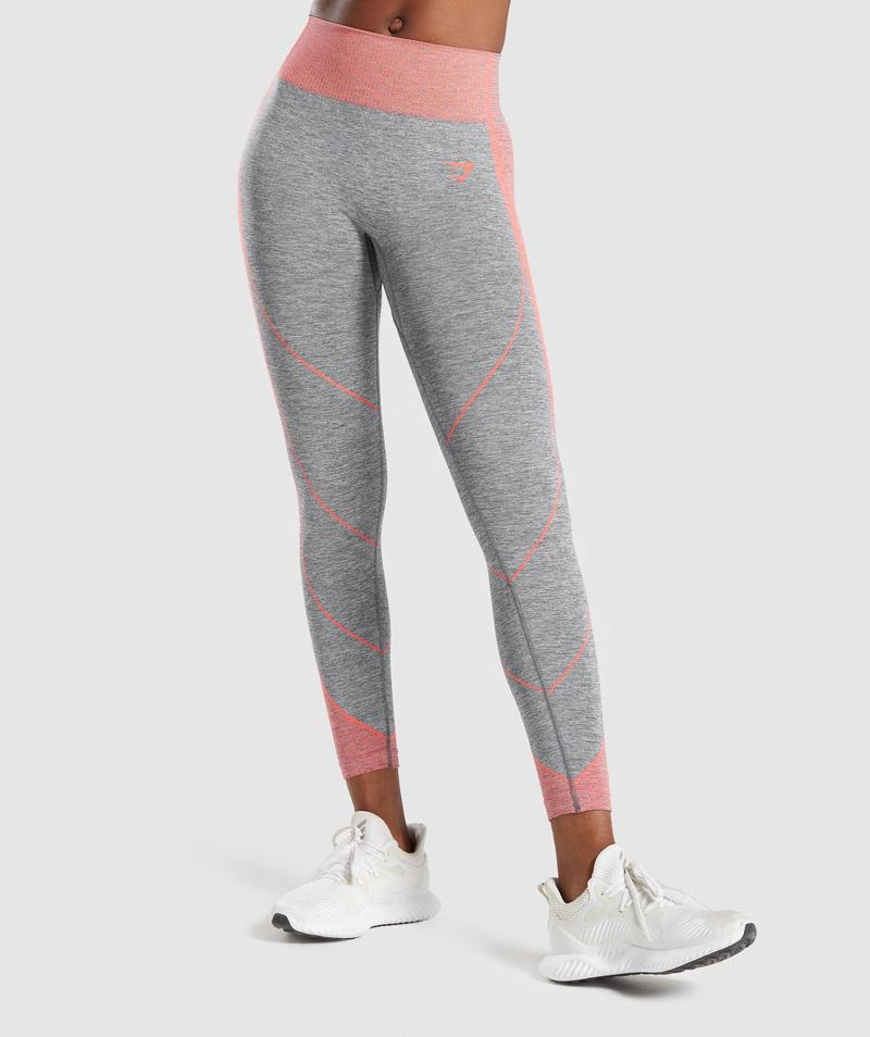Gr M S XS Gymshark Damen Leggings von Whitney Simmons neu mit Etikett